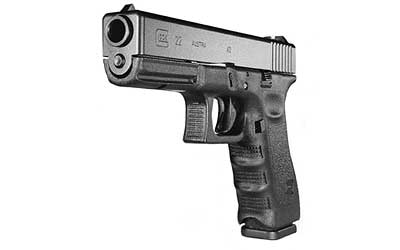 GLOCK 22 40SW FS 15RD - USED - Police trade in