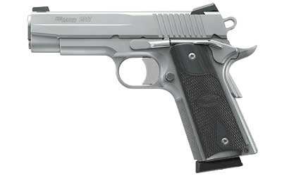 "SIG 1911CRY 45ACP 4.2"" 8RD STS NS BW"