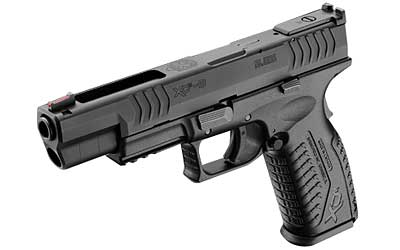 Xdm 9mm Bitone 5.25 Sprgfld Xdm 9mm 5.25 Blk 19rd