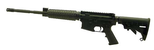 S&W M&P15 Optics Ready 556NATO 16