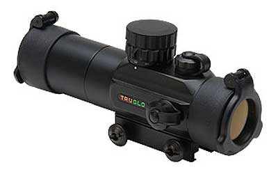 TRUGLO TACT 30MM RED DOT DC BLK