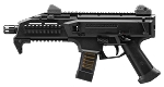 CZ Scorpion Evo 3 S1 9mm Pistol with 2 - 20rd magazines