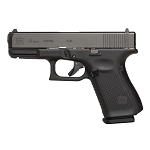 Glock 19 Gen 5 9mm 15+1 Black