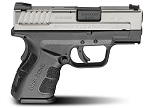 Springfield Armory XD Mod 2 Subcompact 9mm BiTone
