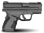 Springfield Armory XD Mod 2 Subcompact 40 S&W