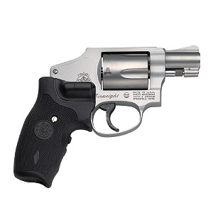 Smith & Wesson M642 38 Special Airweight with Crimson Trace Laser Grip
