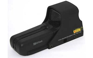 EOTECH 552 MILITARY AA BDC .308 BLK