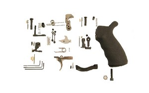 Spikes Tactical Lower Parts Kit - Enhanced