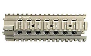 TROY MRF M4 CARBINE RAIL 7' FDE