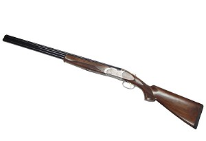 "Beretta 686 Silver Pigeon Over/Under 12 Gauge 3"" Black Walnut Blued"
