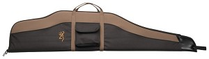 "Browning HIDALGO GUN CASE 48"" SCOPED BLACK/CLAY TRIM"