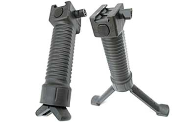 GRIP-POD MILITARY POLY/STEEL BI-POD