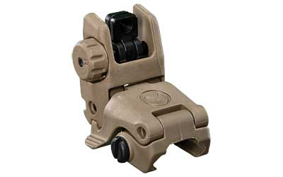 MAGPUL MBUS REAR FLIP SIGHT FDE