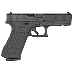 Glock 17 Gen 5 9mm, 3 Mags, Adjustable Grip