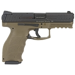 HK VP9 9mm 2-15rd Magazines, FDE