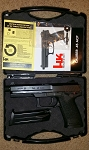 Heckler and Koch 81000078 Mark 23 45 ACP