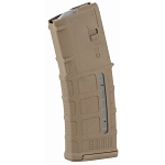 Magpul PMAG GEN M3 Window 5.56x45mm NATO AR-15, M4 30rd Coyote Tan