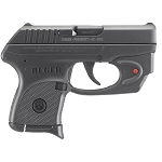Ruger LCP 380 with Viridian Laser and Holster
