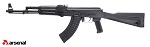 Arsenal SLR-107-12 AK47 7.62x39 Black Fixed NATO Length Stock