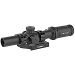 TruGlo OMNIA 1-6x24 Illuminated Reticle with Mount