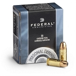 Federal Premium Personal Defense  115gr 9mm Jacketed Hollow Point Box of 20 Rounds