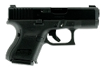 Glock 26 Gen 5 9mm Black nDLC, 3 Mags