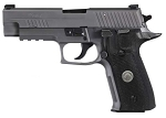 Sig Sauer P226 Legion 9mm 15+1 2 Mags Gray PVD Black G10 Grips