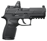 Sig Sauer P320 RX Compact Black 9mm