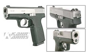 "KAHR CW45 45ACP 3.5"" MSTS POLY 1 MAG"