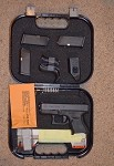 Glock 27 Gen 4 40 S&W with Upgrade