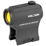 Holosun HS403B Micro Red Dot, 2 MOA, High and Low Mount